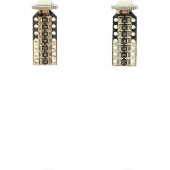 AutoStyle T-10 LED Lampen 12V Xenon-Optiek Wit, set à 2 stuks, met CAN-bus ondersteuning