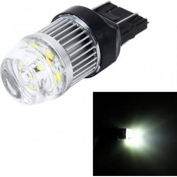 7440 5W 650 LM 5000K Auto Auto remlicht met 10 CREE XB-D lampen, DC 12V (wit licht)