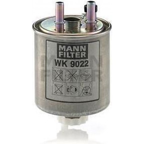 MANN FILTER Brandstoffilter WK9022